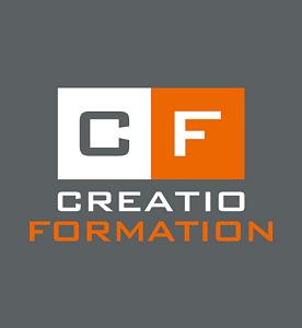 Logo créatio formation