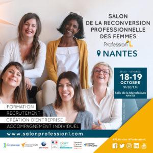 Agenda du créateur et du repreneur en Loire Atlantiqu Creatio Formation au salon Profession'L